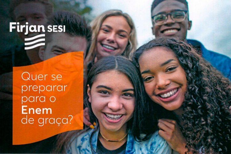 Cursinho Pré-ENEM gratuito é aberto no Rio de Janeiro; faça sua inscrição