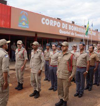 Edital do concurso de bombeiros no Tocantins será publicado hoje (8)