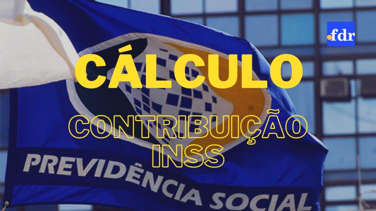 Cálculo de Contribuição INSS