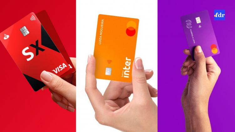 Cartão de Crédito Nubank, Banco Inter ou Santander SX? Veja Comparativo!