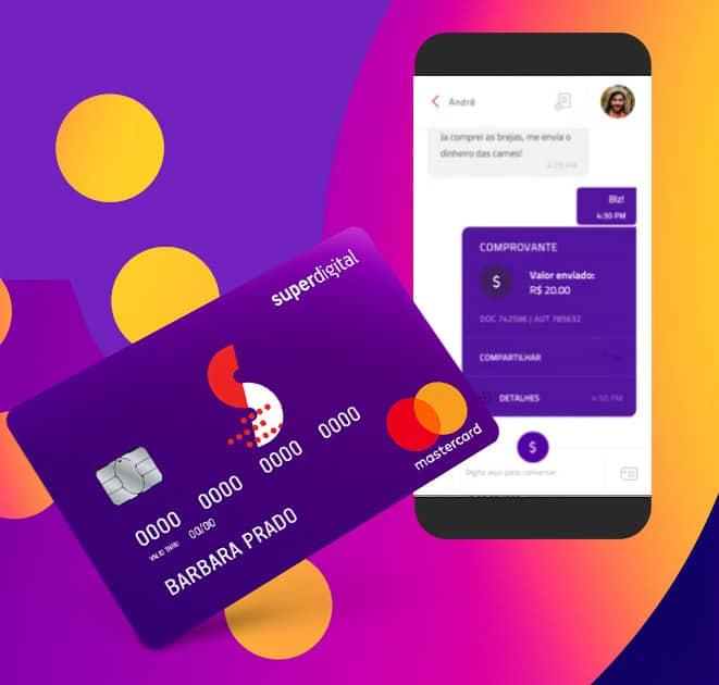 Cartão de Crédito Super Digital (Imagem: Google)