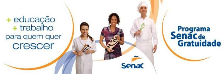 Programa SENAC de Gratuidade: Tudo que você precisa saber para fazer sua inscrição