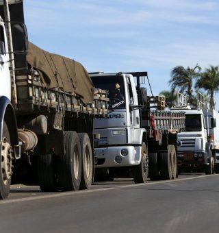 Reajuste confirmado no valor do diesel pode gerar nova greve dos caminhoneiros