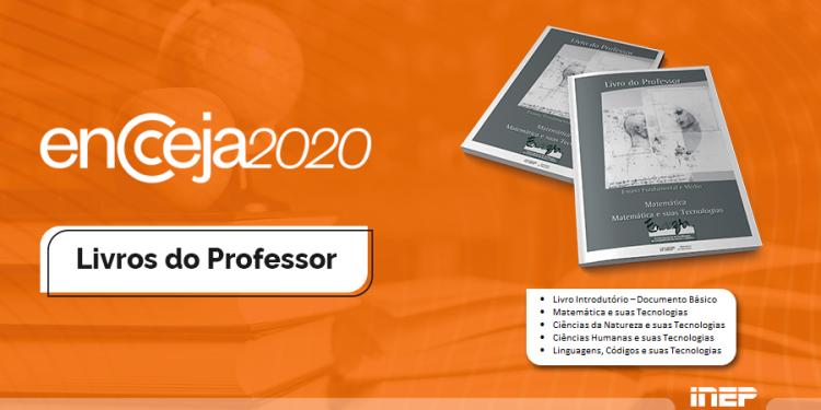 MEC publica material do professor para preparação do ENCCEJA 2020