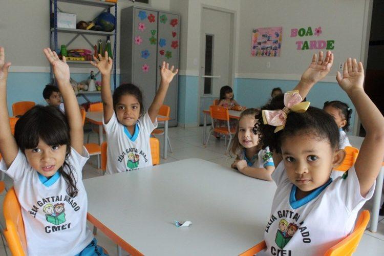 Matrícula 2021: Ensino infantil de Teresina recebe novos cadastros