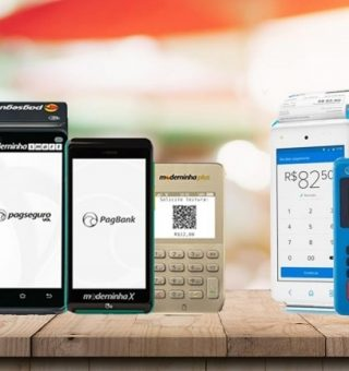 Maquininha de cartão Mercado Pago ou PagSeguro? Descubra MELHOR opção