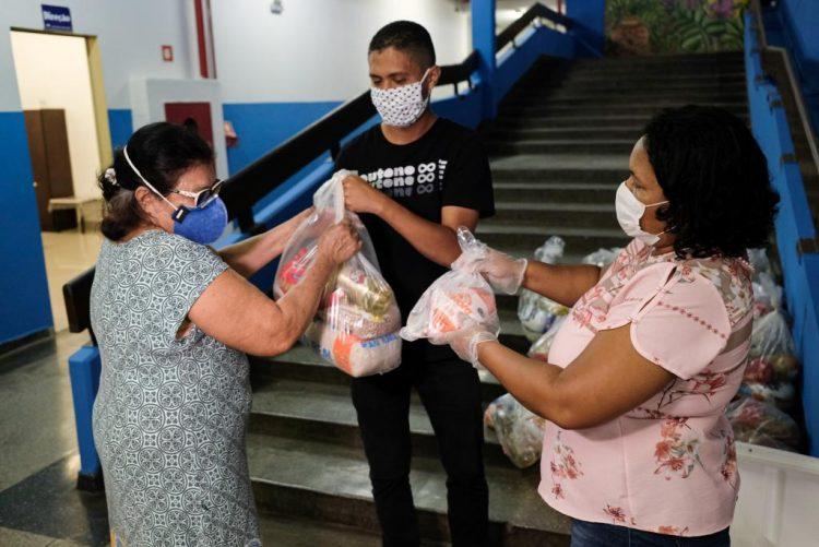 Município do Mato Grosso do Sul abre inscrição para kit de alimentação escolar