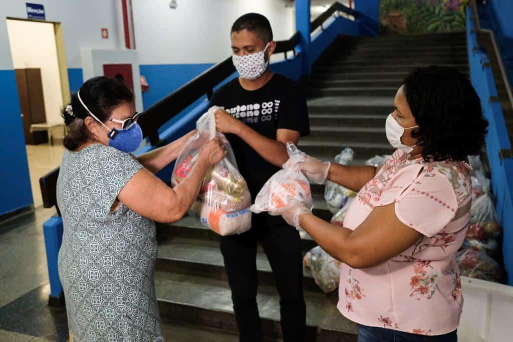 Kit de Alimentação Escolar serão entregues a partir do dia 18 no Mato Grosso