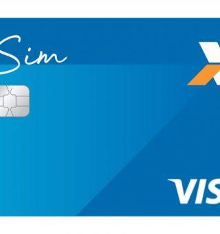 O cartão de crédito Caixa SIM conta com taxas de jutos reduzida