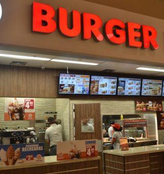 Burger King abre vagas de emprego para áreas de tecnologia e digitalização