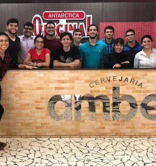 Inscrições abertas para vagas de estágio e trainee na Ambev; salário de até R$ 7 mil