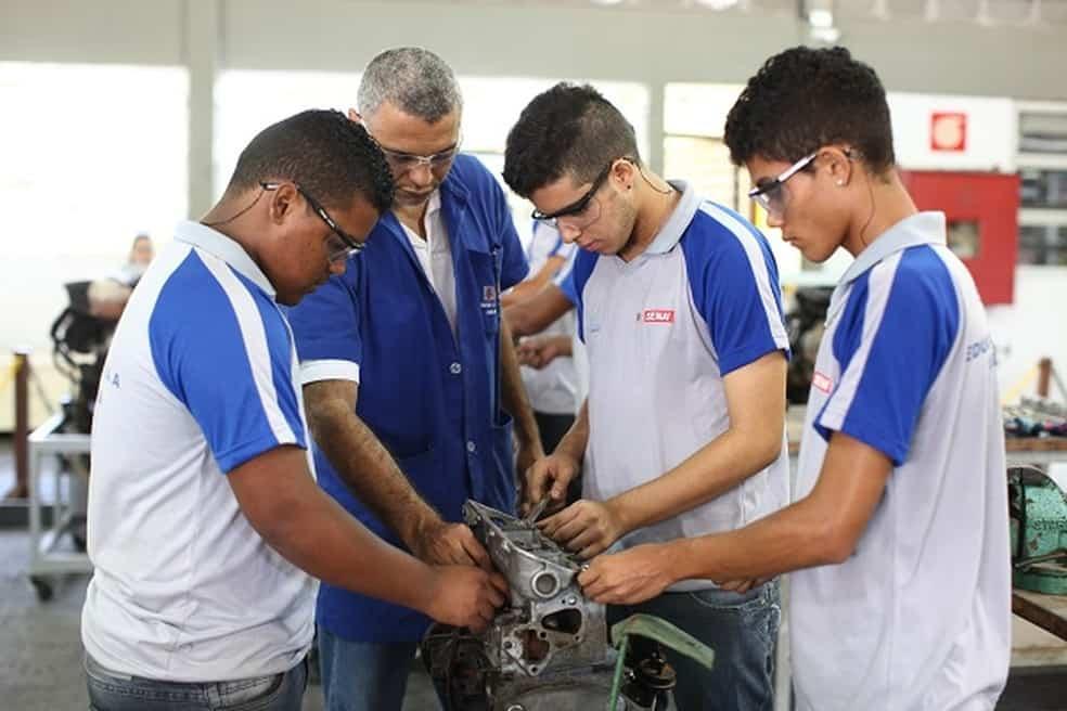 SENAI anuncia 9 mil vagas abertas para cursos gratuitos no Distrito Federal