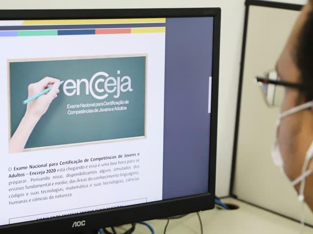 Simulados online do ENCCEJA já estão disponíveis; veja como acessar!