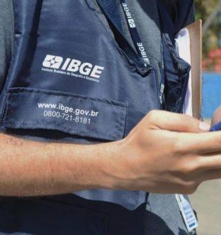 Último dia para inscrição no concurso do IBGE com salário de até R$2,1 mil