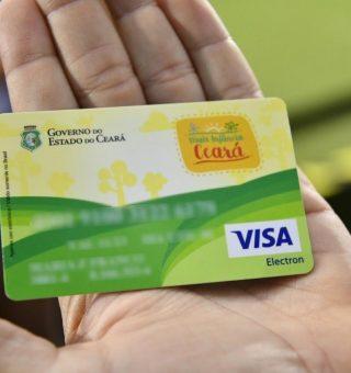 Cartão Mais Infância amplia número de beneficiários para auxílio no Ceará