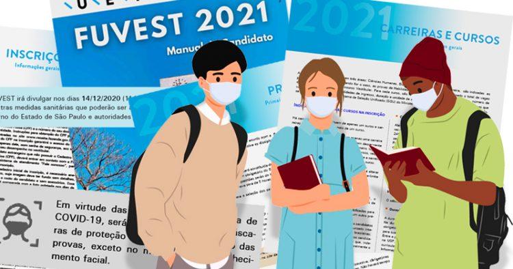 FUVEST libera lista de aprovados no vestibular 2021; aprenda a consultar