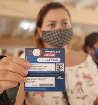 Governo do Pará libera recarga do cartão vale alimentação nesta semana