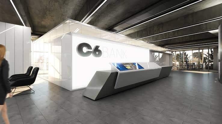 C6 Bank altera nome da sua empresa de seguros e aumenta serviços bancários