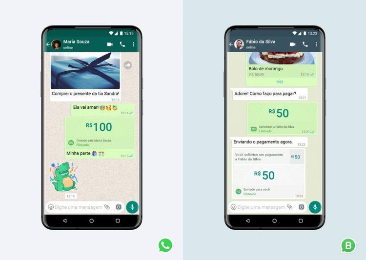 Banco Central autoriza uso do WhatsApp para transferência de dinheiro