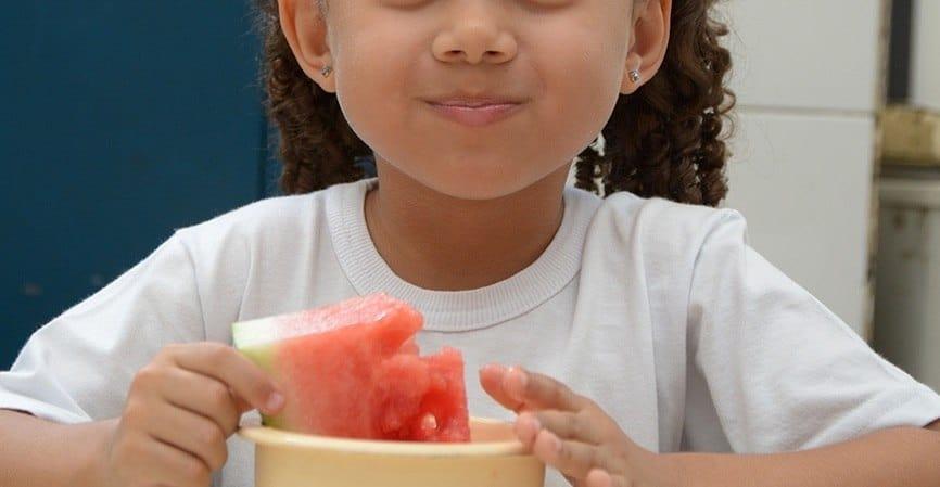 Três estados que liberaram vale alimentação escolar para as escolas públicas
