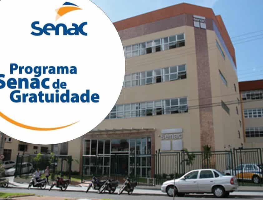 SENAC tem inscrições abertas para 3 mil vagas em cursos gratuitos em BH