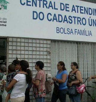 Garanta salário do Bolsa Família e evite aglomerações no CRAS