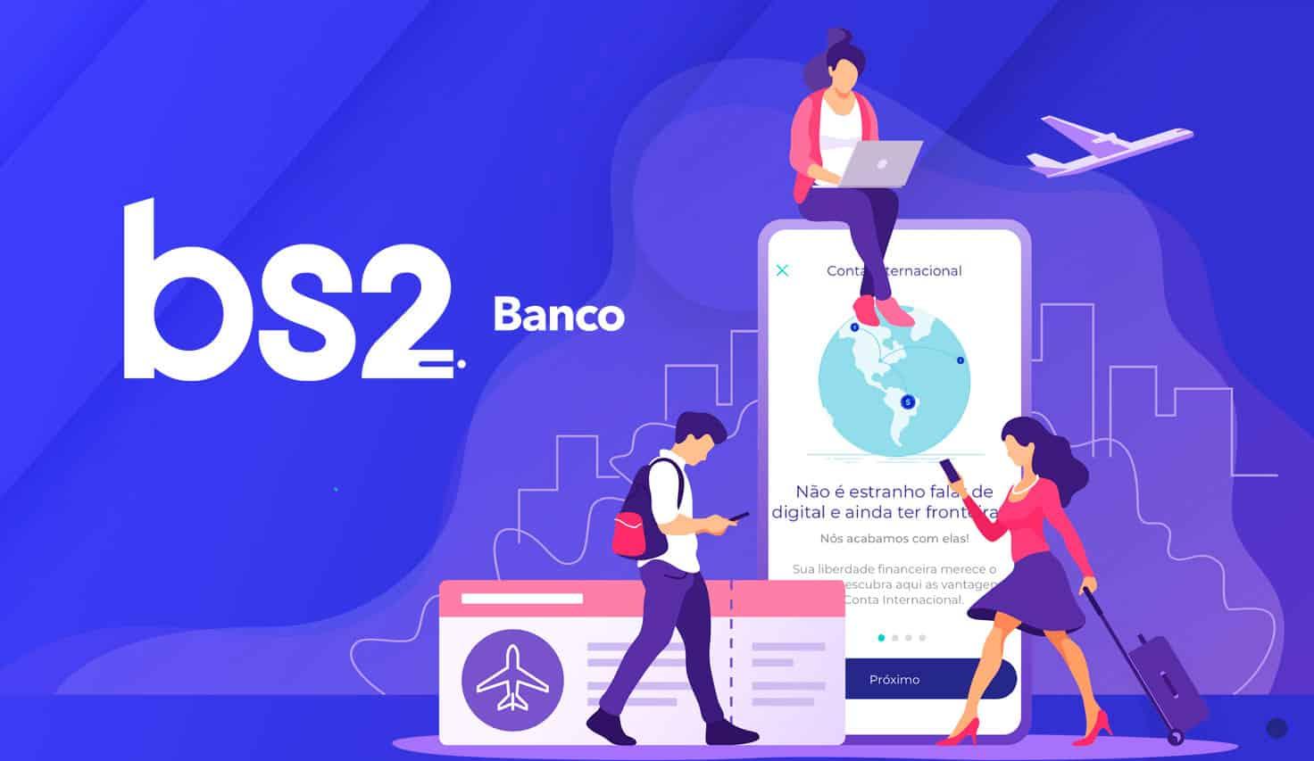 Banco BS2 abre vagas de emprego em SP e BH; faça sua inscrição!