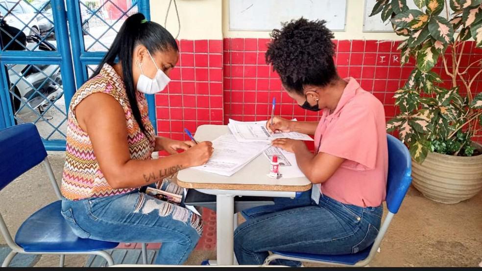 Governo da Bahia anuncia nova fase da matrícula escolar para 30 cidades