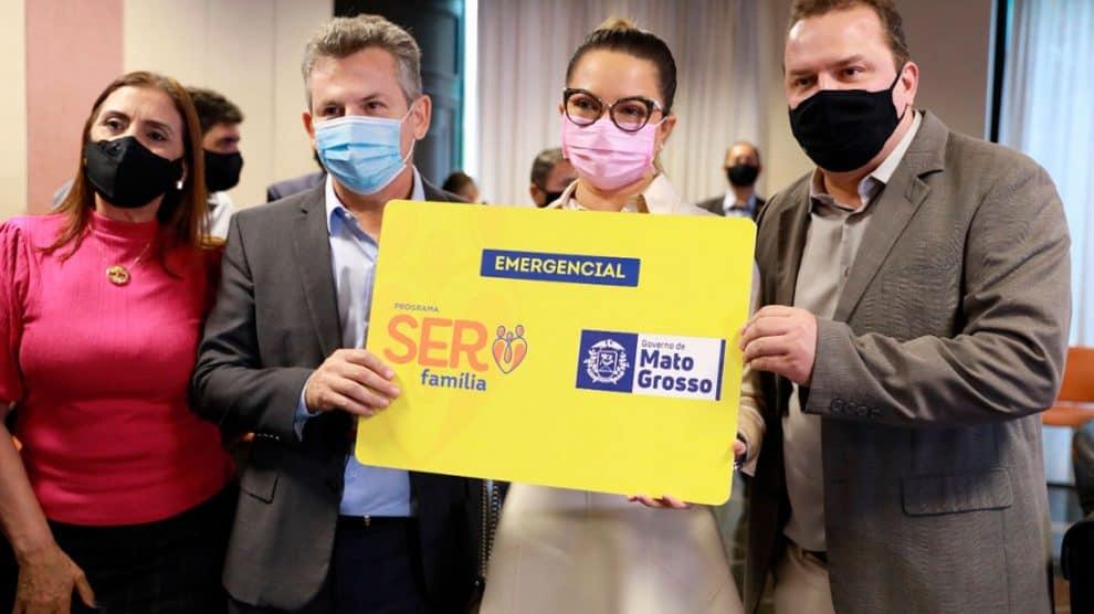 Governo do MT cria SER Mais Família Emergencial com parcelas de R$ 150; veja como pedir