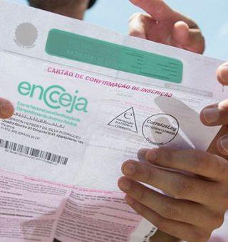 Provas do ENCCEJA são agendadas para agosto; conheça conteúdo cobrado