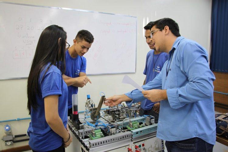 SENAI oferece mais de MIL vagas para cursos técnicos grátis em Rondônia