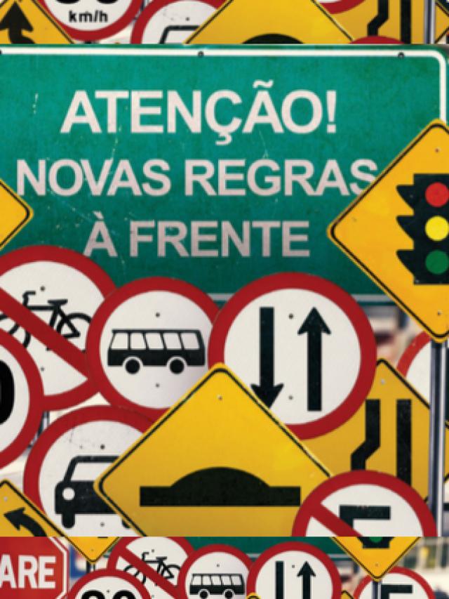 Tudo sobre o NOVO Código de Trânsito Brasileiro