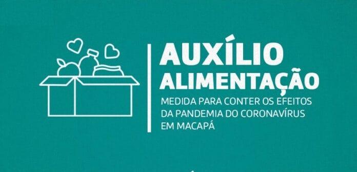 Prefeitura de Macapá aprova novos inscritos no Cartão Alimentação de R$ 300