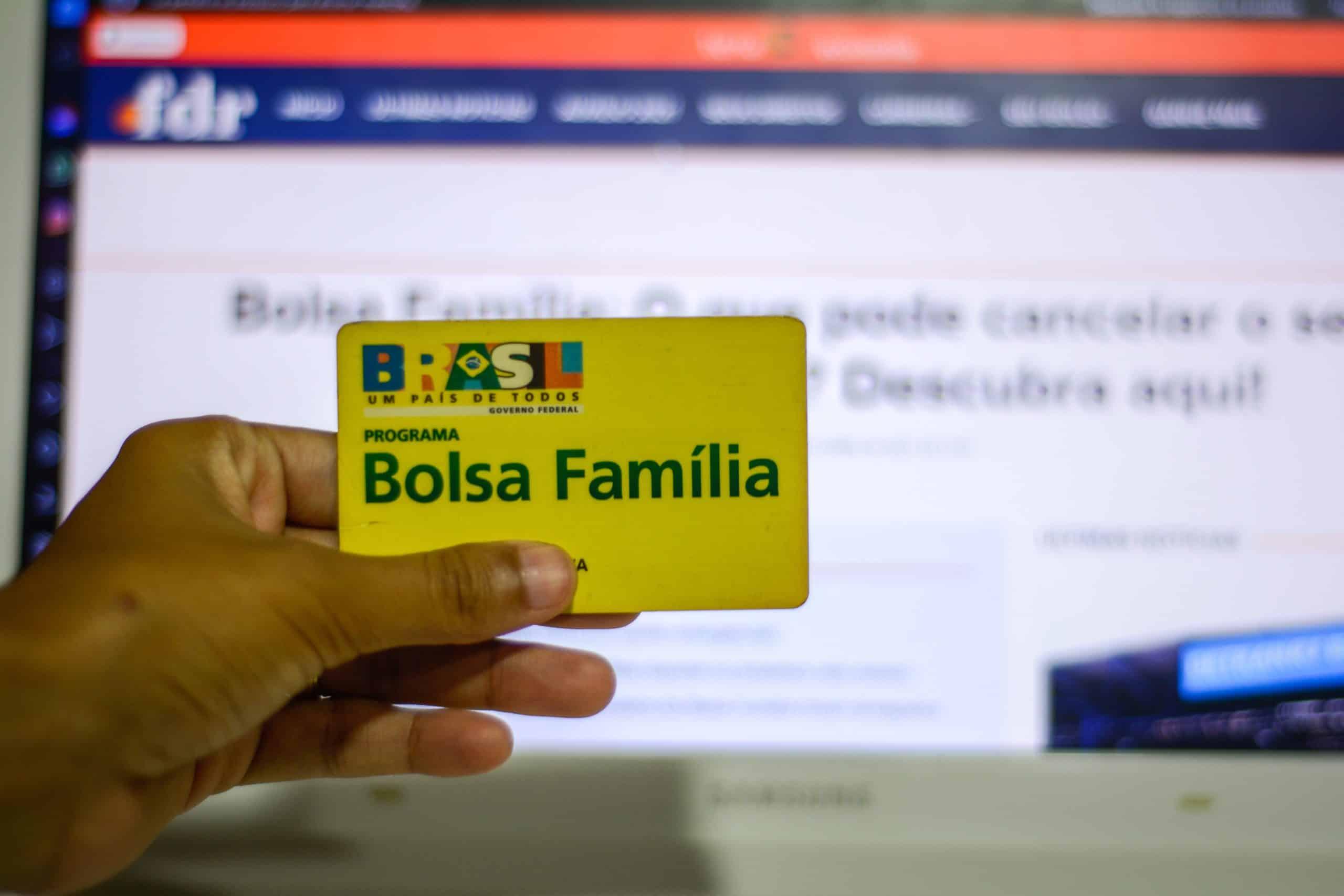 Qual limite de saque do auxílio no Bolsa Família usando o CAIXA Tem? (Imagem: Marcos Rocha/ FDR)