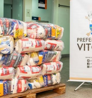 Prefeitura de Vitória (ES) abre inscrição para receber cesta básica de R$ 178