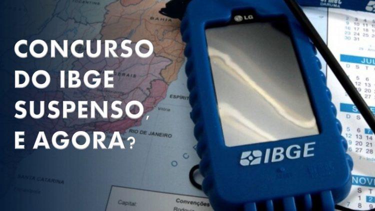 IBGE suspende concurso do Censo 2021; o que acontece com quem pagou inscrição?