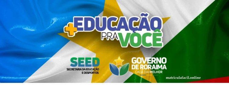 Matrícula escolar da rede estadual abre vagas em Roraima
