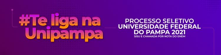 Unipampa abre inscrições para seleção 2021 com nota do ENEM
