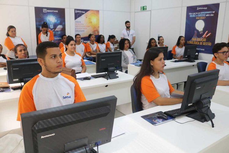 SENAC tem 1,7 mil vagas em cursos profissionalizantes na Paraíba