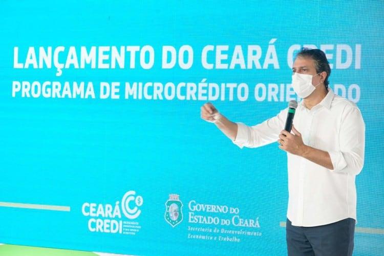 Inscrições abertas no Ceará Credi com empréstimos de até R$ 5 mil