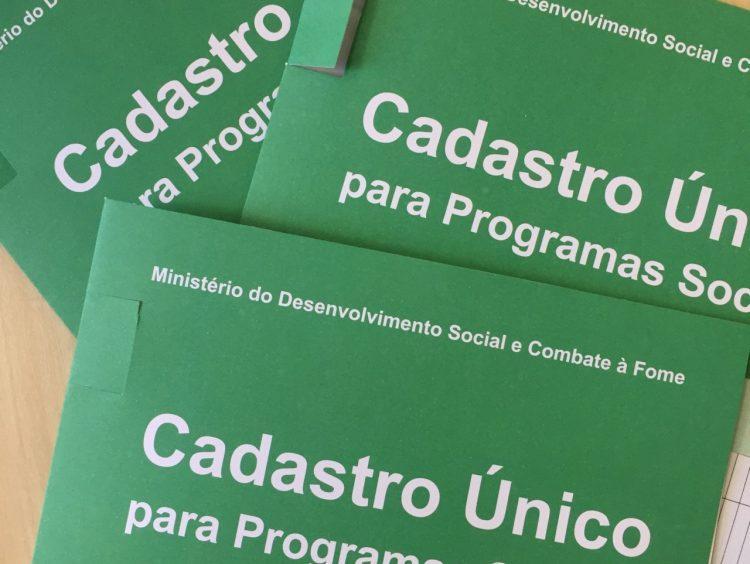 Inscrições no CadÚnico seguem abertas nos municípios; saiba como fazer