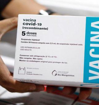 Recife inicia 'Xepa' da vacina contra a Covid-19: Como funciona e como se candidatar? da Covid-19 para ESTAS pessoas a partir de 18 anos