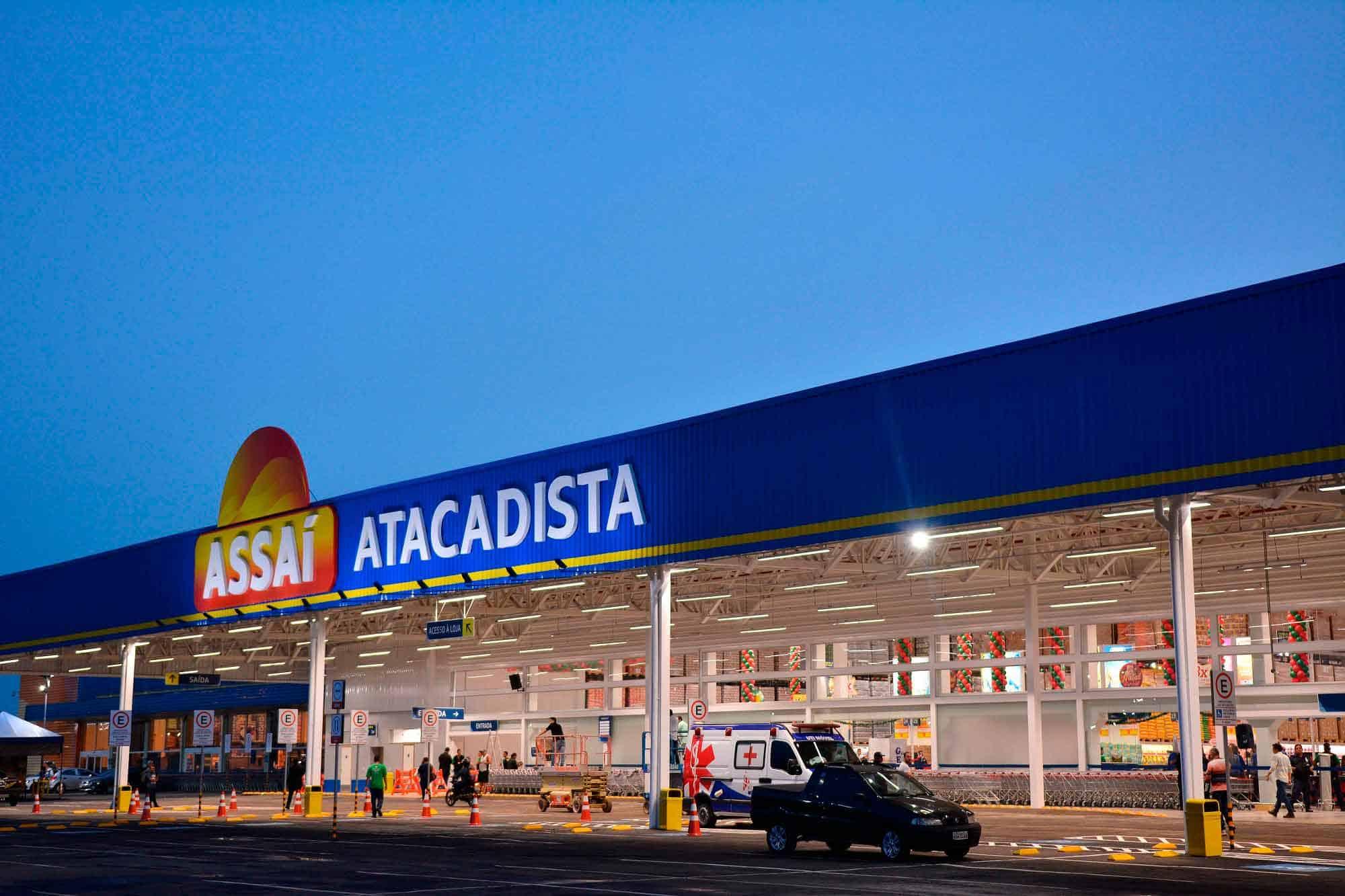 Assaí Atacadista abre 300 vagas de emprego em Manaus; inscreva-se!