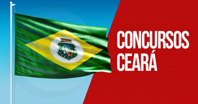 Concursos abertos no Ceará oferecem vagas de emprego em 2021
