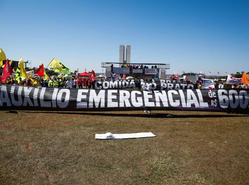Auxílio emergencial negado? Veja como tentar acordo na Justiça (Sérgio Lima/Poder360)