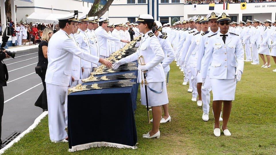 Concurso 2021 da Marinha anuncia 263 vagas na formação de Oficiais
