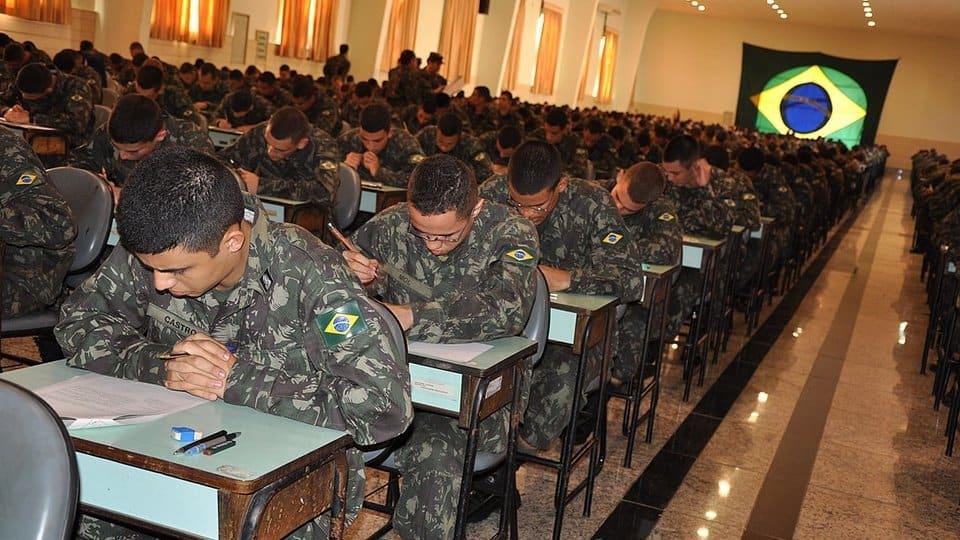 Concurso do Exército 2021 tem 440 vagas de emprego para formar cadetes