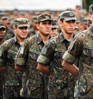 Concurso do Exército abre inscrições para 170 vagas de emprego