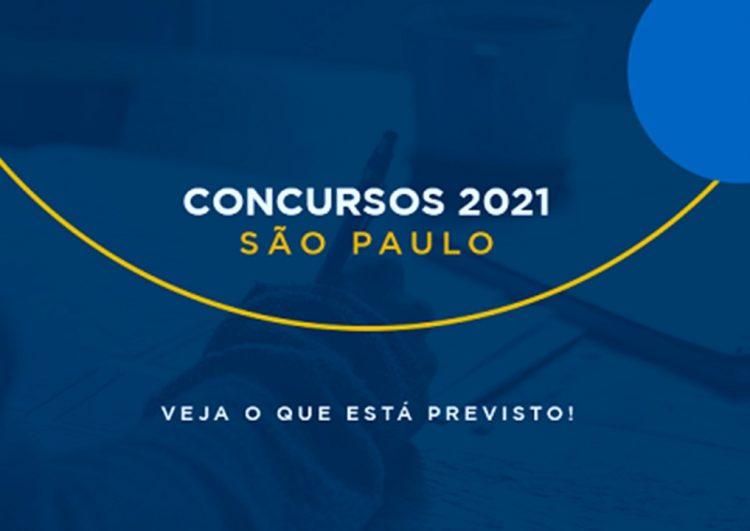 Concursos abertos em São Paulo oferecem vagas de emprego em 2021 (Imagem/Montagem: FDR)