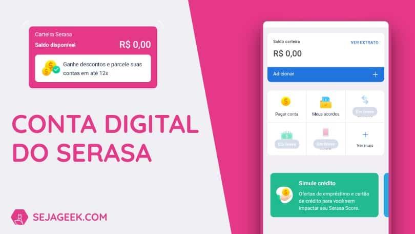 Serasa libera empréstimo financeiro com garantia do valor do seu celular